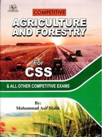 Agriculture and Forestry By Muhammad Asif Malik AH Publisher
