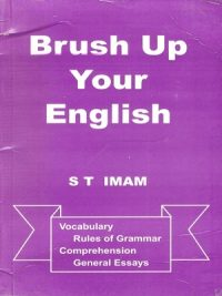 Brush Up Your English By ST Imam
