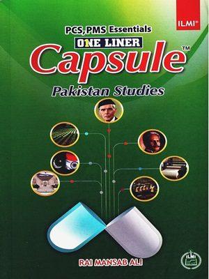 CAPSULE – Pakistan Affairs [ILMI]