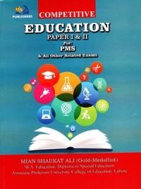 Competitive Education Mian Shoukat Ali AH Publisher