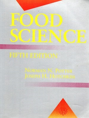 Food Science Norman Potter 5th Edition
