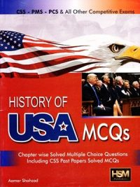 History of USA MCQs By Aamer Shahzad HMS