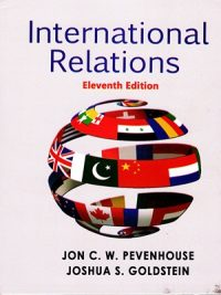 International Relations 11th Edition By Joshua S Goldstein