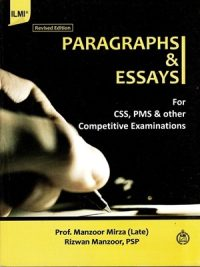Paragraphs & Essays By Manzoor Mirza ILMI
