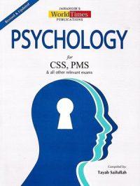 Psychology (CSSPMS) By Tayab Saifullah Jahangir World Times
