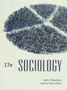 Sociology 17th Edition By John J. Macionis