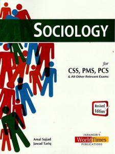 Sociology CSS & PMS By Amal Sajjad JWT