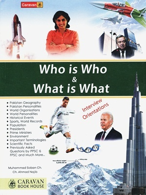 Who is Who & What is What 2021 Edition Interview Oriented UPDATED Caravan