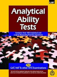 Analytical Ability Tests For GAT NTS & Other NTS Examination (ILMI)