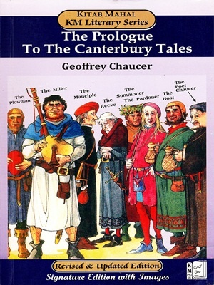 2018, Buy CSS Books, buy css optional books, Buy English Literature Books, CSS BOOKS, cssbook.net, Edition Revised & Updated, English Literature, English Literature Books, Geoffrey Chaucer, Kitab Mahal KM Literary Series, literature books, THE CSS POINT, The Prologue To The Canterbury Tales, The Prologue To The Canterbury Tales By Geoffrey Chaucer Kitab Mahal KM Literary Series Edition Revised & Updated