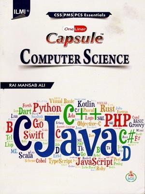 Capsule Computer Science (PCS,PMS) By Rai Mansab Ali Ilmi