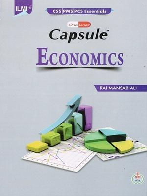 Capsule Economics (PCS,PMS) By Rai Mansab Ali ILMI