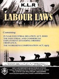 Labour Laws By A.K. Khan (K.L.R)