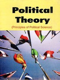Political Theory By Dr. Vidya Dhar Mahajan