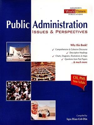 Public Administration Books for IAS