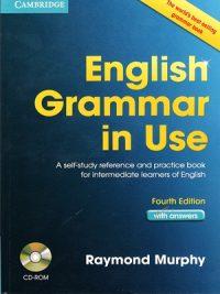 English Grammar in Use By Raymond Murphy Fourth Edition CD- Rom
