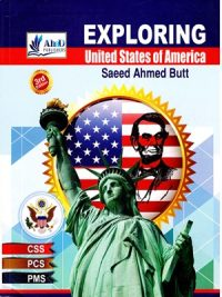 Exploring The United States of America By Saeed Ahmed Butt (Ahad) 3rd Edition
