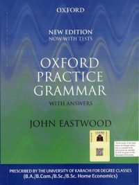 Oxford Practice Grammar By John Eastwood Oxford