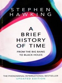 A Brief History Of Time By Stephen Hawking (Bantam Books)
