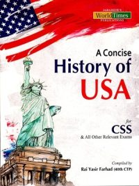 A Concise History of USA By Rai Yasir farhad (JWT)