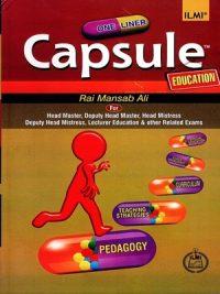 Capsule Education By Rai Mansab Ali {IlMI}