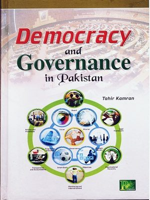 Democracy & Governance in Pakistan By Tahir Kamran {Peace}