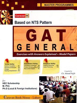 GAT General By Ch. Ahmed Najib [Caravan]