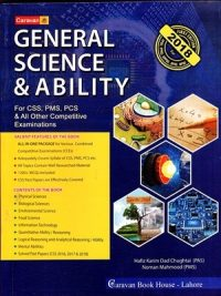 General science & Ability By Hafiz Karim Dad Chughtai Caravan