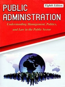 Public Administration By David H. Rosenbloom 8th Edition