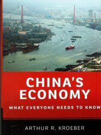 China's Economy BY Arthur R . Kroeber (Oxford)