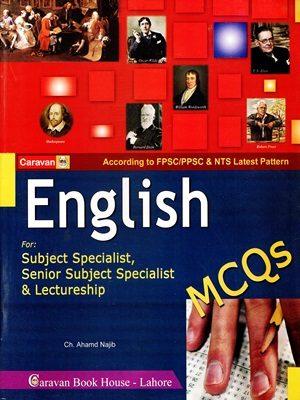 English MCQs (FPSC,PPSC& NTS) By Ch. Ahamd Najib ( Caravan )