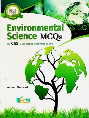 Environmental Science MCQs By Aamer Shahzad HSM