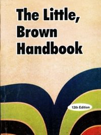 The Little, Brown Handbook 12th Edition