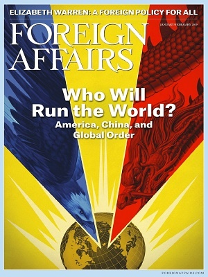 Foreign Affairs January February 2019 Issue