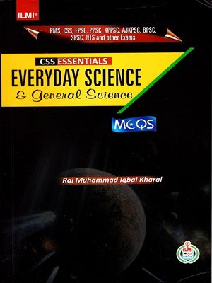 Everyday Science & General Science MCQs By Rai Muhammad Iqbal Kharal (IMLI)