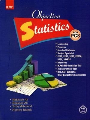 Objective Statistics By Tariq Mahmood (ILMI)