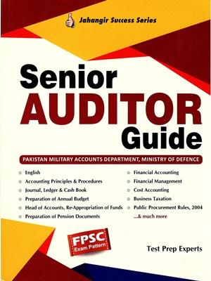 FPSC Senior Auditor Guide By JWT
