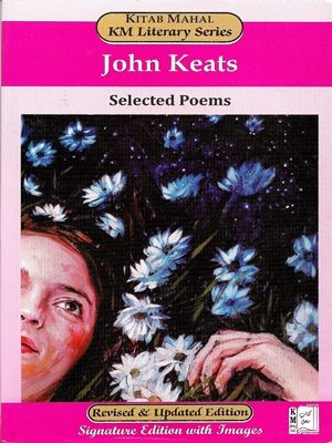John Keats By Selected Poems (Kitab Mahal)