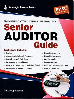 Senior Auditor By JWT