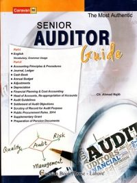 Senior Auditor Guide By Ch Ahmad Najib Caravan Publisher