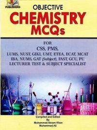 Chemistry MCQs By Muhammad Akram Khan