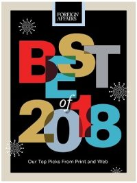 The Best of 2018 Foreign Affairs