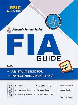 FPSC FIA Guide By JWT