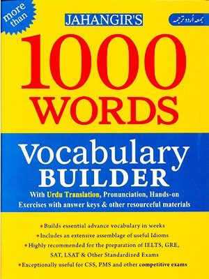 1000 Words Vocabulary Builder By JWT