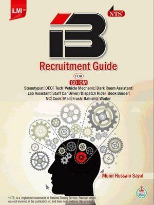 IB Recruitment Guide By Munir Hussain Sayal ILMI