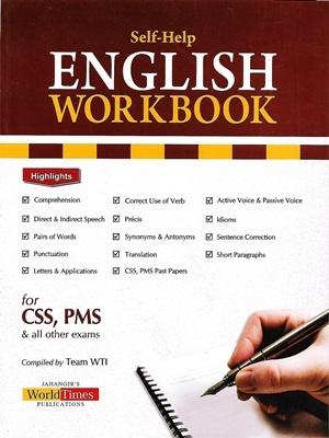 Self-Help English Work Book By JWT