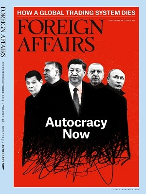 Foreign Affairs September October 2019 Issue