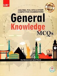 General Knowledge MCQs By Rai Muhammad Iqbal Kharal IlmI