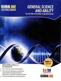 General Science And Ability By Owais Safdar & Dr. Tahreem Ali HMS