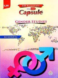 Capsule Gender Studies By Rai Mansab Ali ILMI